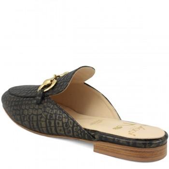 Sneakers nere con elastici
