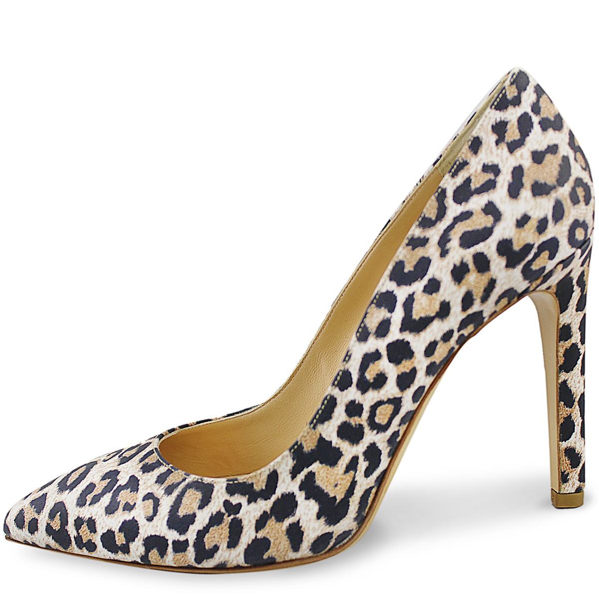 LEO POINTED-TOE 100 PUMPS