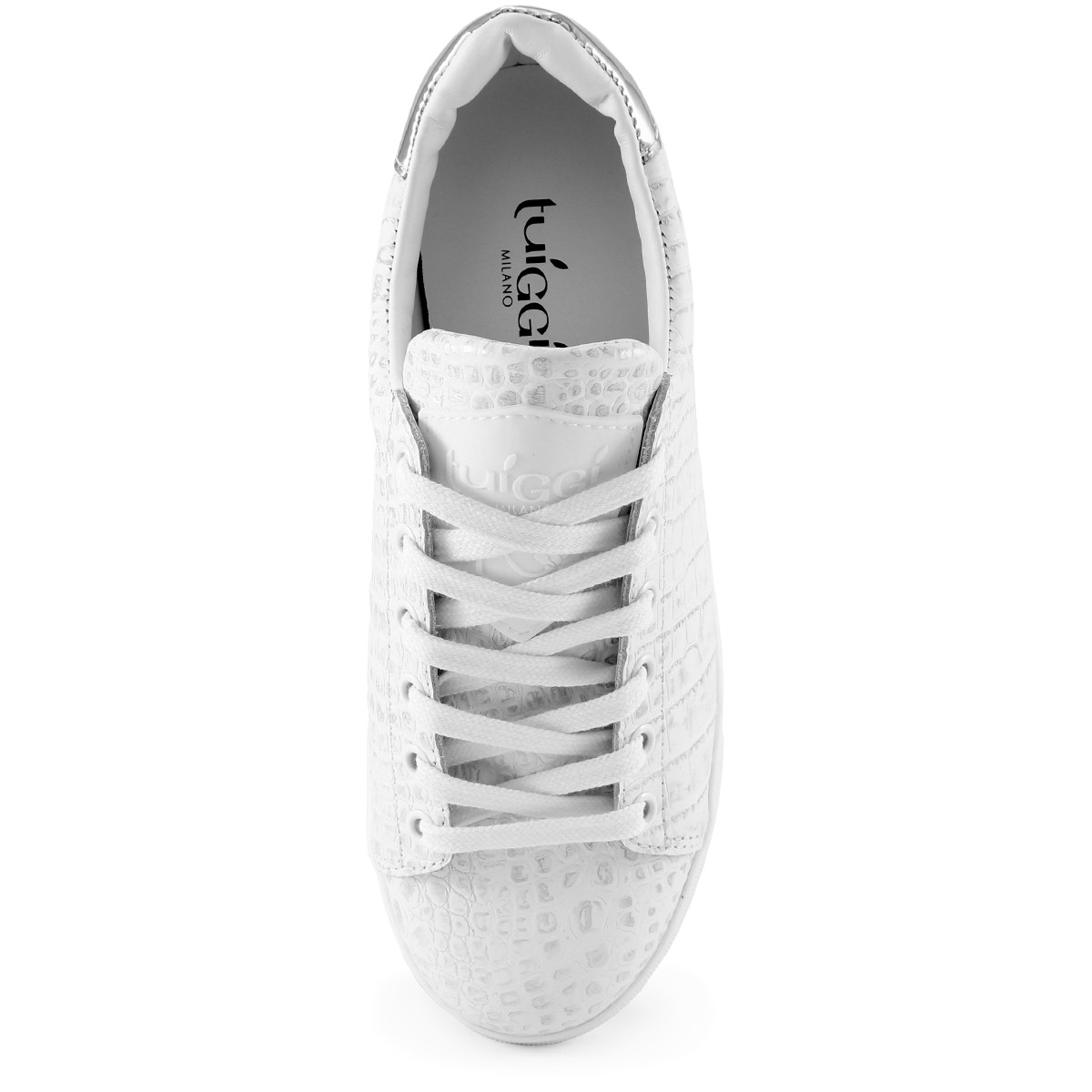"SNEAKERS ""COCCO"" BIANCO"