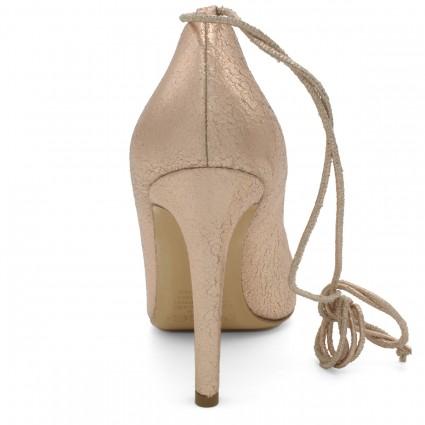 Белые кожаные женские кроссовки без шнуровки
