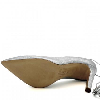 Модные кожаные кроссовки ботинки цвет пудры
