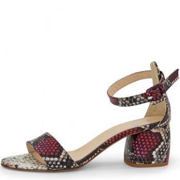 RED SNAKE 50 CLASSIC SANDALS